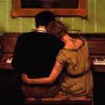 нежность в картинах художника Джозефа Лорассо