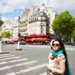 Первый день в Париже