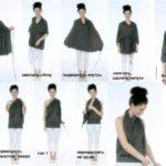 платье трансформер емами