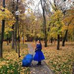 Осенняя радость в октябре