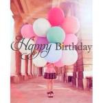Первый день рождения!