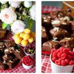 Шоколадный Брауниз с орехами