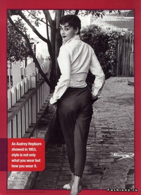 Стиль жизни Одри Хепберн новые фото