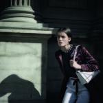 Процесс изготовление сумочки Dior