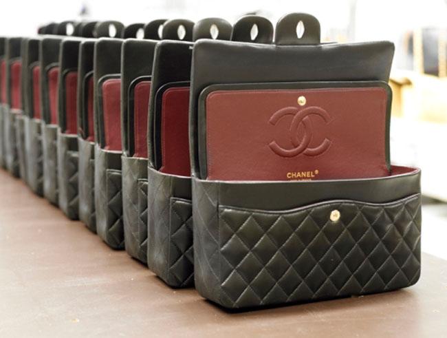 Чехол-сумка Chanel Для Iphone 5
