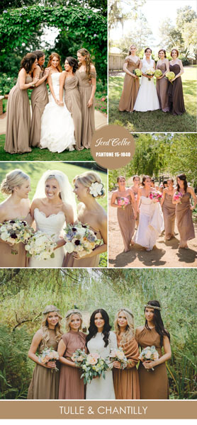 iced-coffee-brown-spring-bridesmaid-dresses-ideas-2016