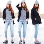 стиль одежды нормкор