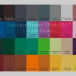 модные цвета осени 2016