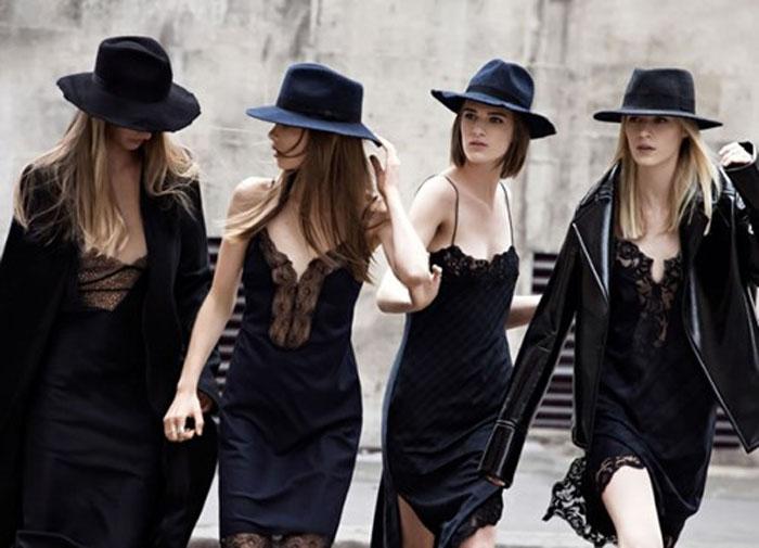 платье замшевое с открытыми плечами