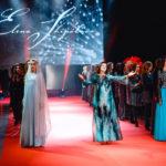 коллекция Елены Шипиловой осень-зима 2016-2017 «Игры разума»
