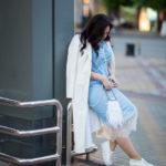 Как сделать модный бельевой тренд вечерним вариантом