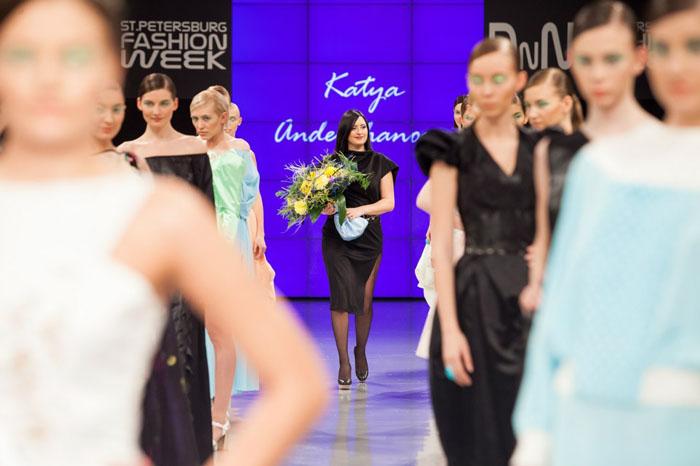 Fashion show by Katya Anderzhanova