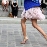 Бежевые туфли лодочки. С чем носить бежевые туфли?