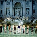 показ в Риме в честь 90-летия Fendi