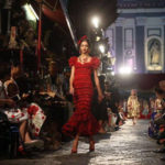 Юбилейный показ Dolce & Gabbana в Неаполе