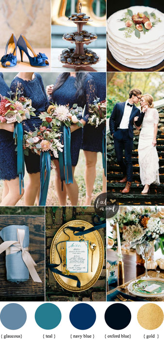 Autumn-wedding-colors-with-blue-and-teal-color-palette-1