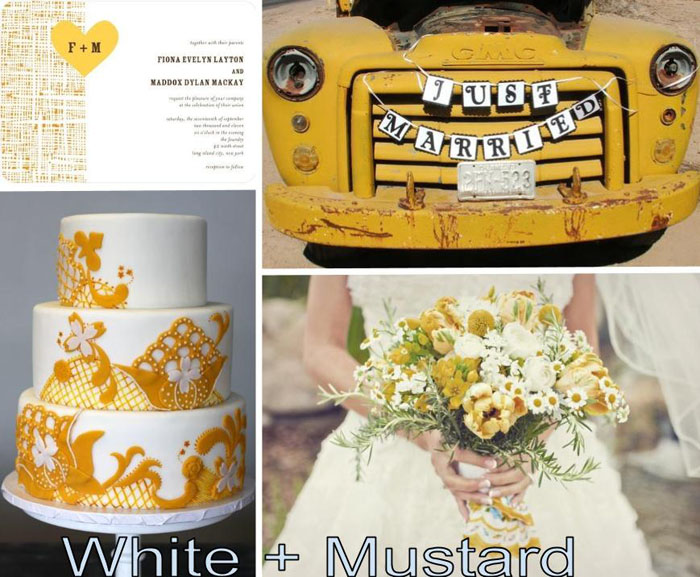 White-+-Mustard-Inspiration