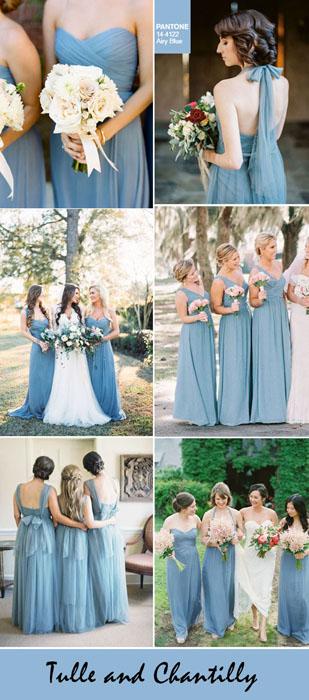 pantone-fall-colors-romantic-airy-blue-bridesmaid-dresses-colors