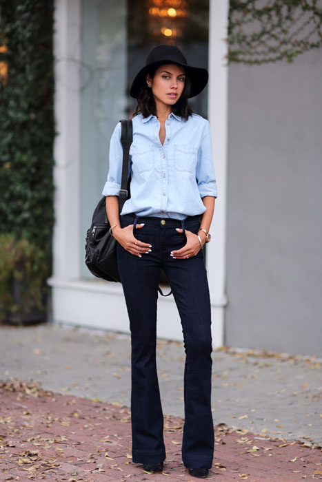 EXPRESS_mid_rise_slim_flare_jeans