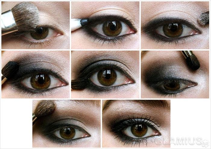 smoky-eyes-dlya-karih-glaz-shema