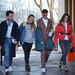 стритстайл из Милана. неделя мужской моды