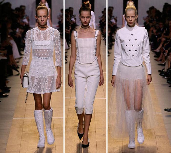 8eddd21d76303b6 Коллекция Christian Dior весна-лето 2017