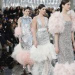 весна лето 2017 Haute Couture Show от CHANEL на неделе моды в Париже