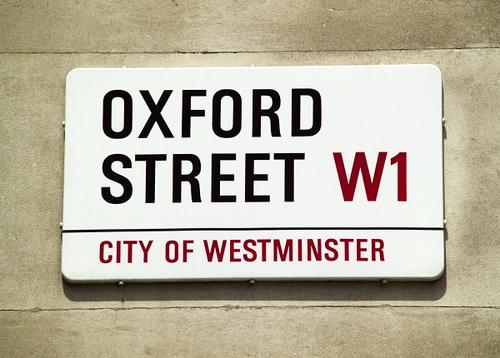 Шоппинг в Лондоне: лучшие места