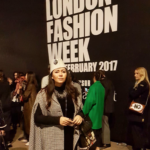 первый день london fashion week