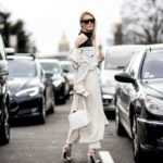 ЧТо носят на неделе моды в Париже. Стритстайл