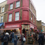 рынок Portobello Лондон