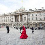 за кулисами Лондонской недели моды