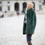 интервью с Kamile Kaselyte на Лондонской неделе моды