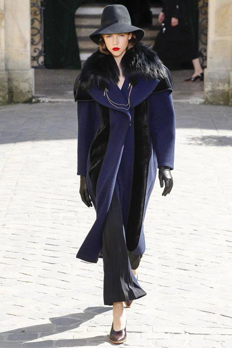 Ulyana Sergeenko, Haute Couture, осень-зима 2017-2018