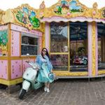 Мятно конфетный лук для маленького города Метц