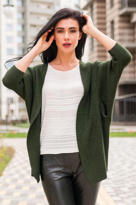 модный кардиган 2018-2019